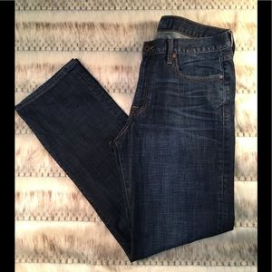 Lucky Brand 363 Vintage Straight W34 L34